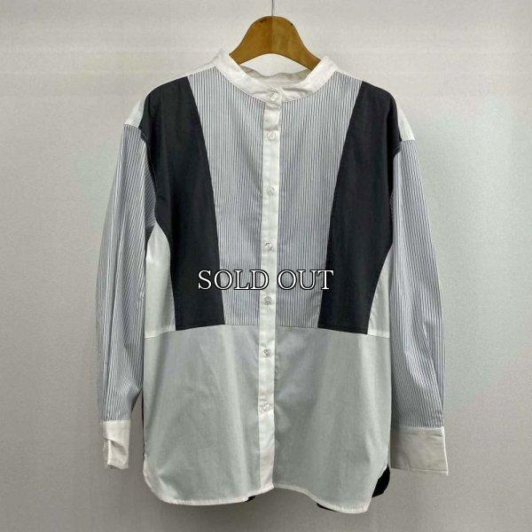 画像1: [PNT]マオカラーシャツ (1)