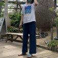 画像2: [cocora]トップス・Tシャツ 風景柄ワイドTシャツ (2)