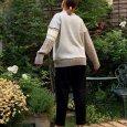 画像3: [cocora]トップス・Tシャツ 袖ニットトレーナー (3)