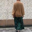 画像4: [cocora]ニット ラクーンボトルネックプルオーバー/10月上旬配送 (4)