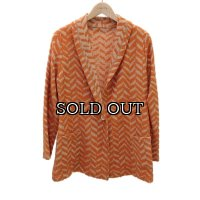 [PINETA]ジャガード織りジャケット