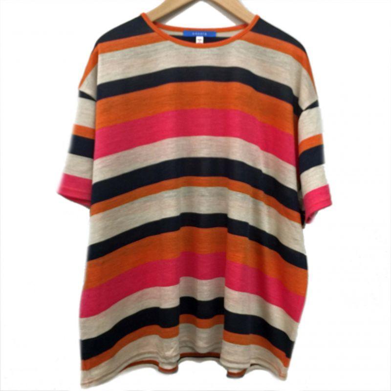 小池栄子さん、ドラマ「わたし旦那をシェアしてた」でcocoraのTシャツを着用