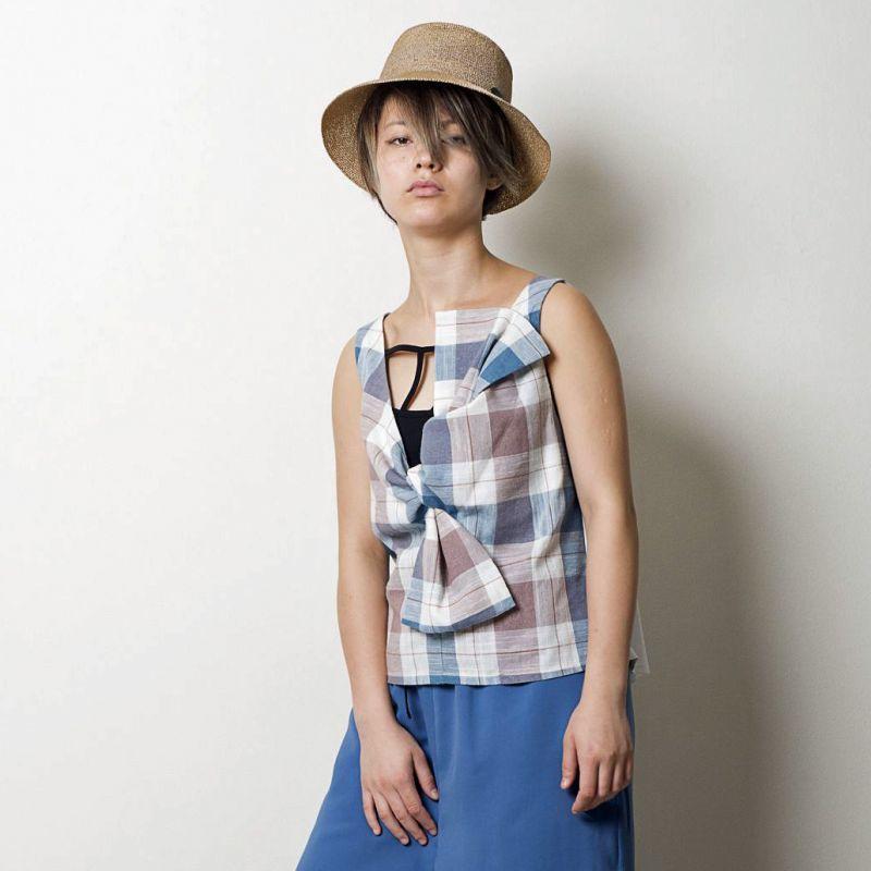 田中雅美さんがDスポでArnevのトップスを着用