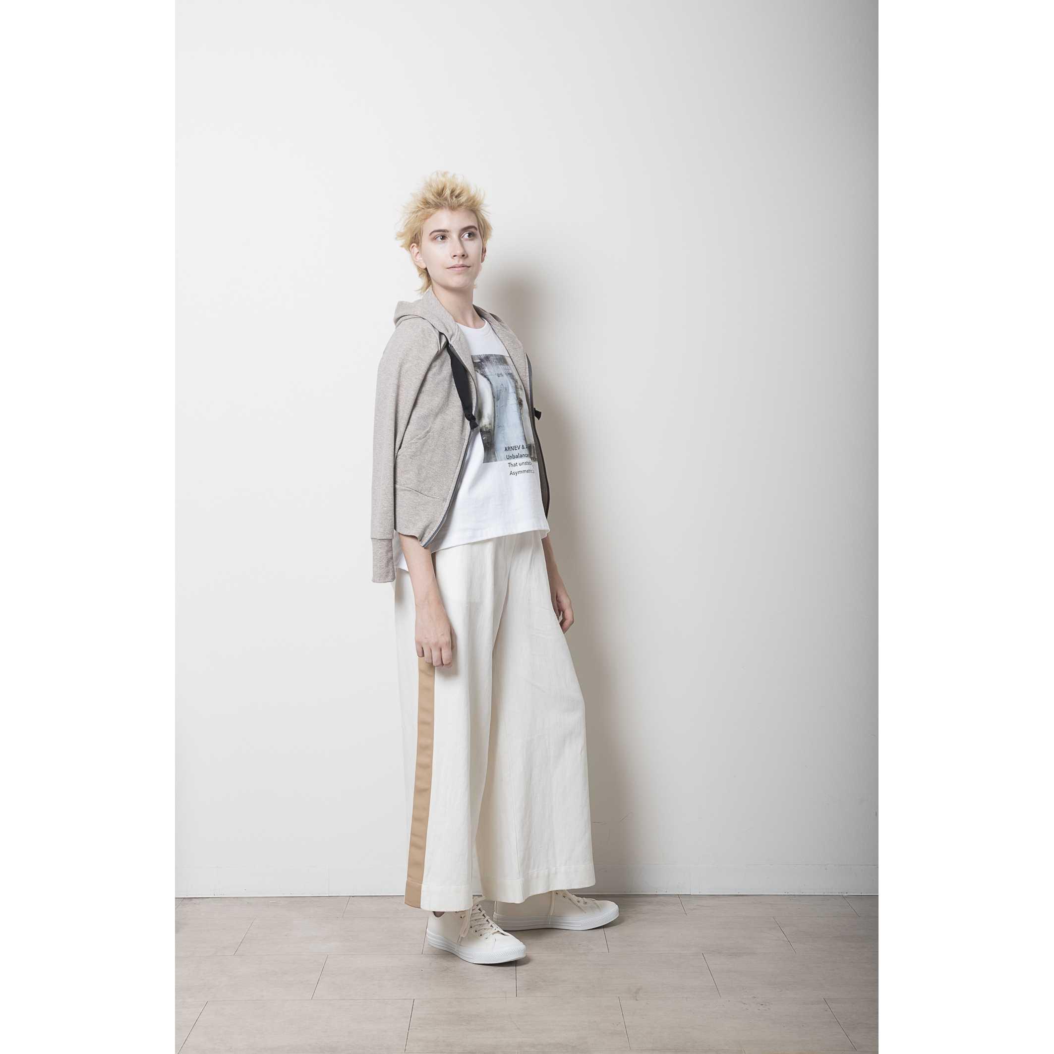 田中雅美さん、「ジャンクSPORTS」でcocoraとArnevを着用