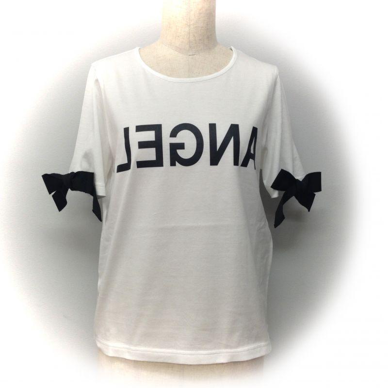 リボン付ANGEL_Tシャツ